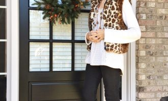 Fashion over 50:  Casual Boots and Sweaters