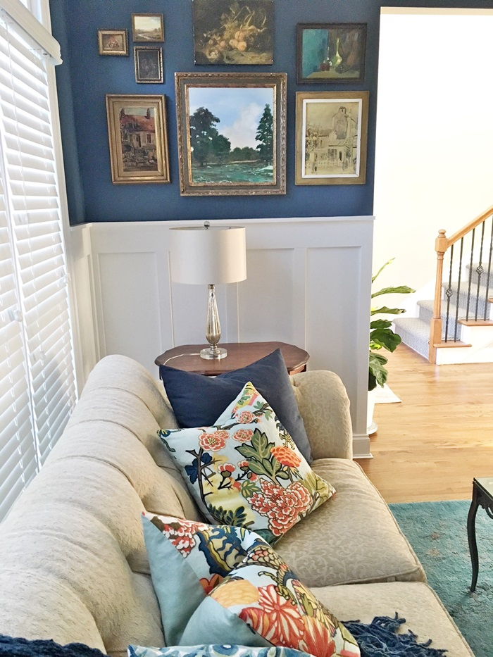 Living Room Board And Batten Southern Hospitality