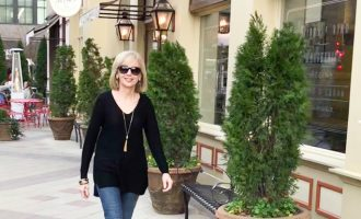 Fashion over 50:  Casual Sneakers & Sweaters