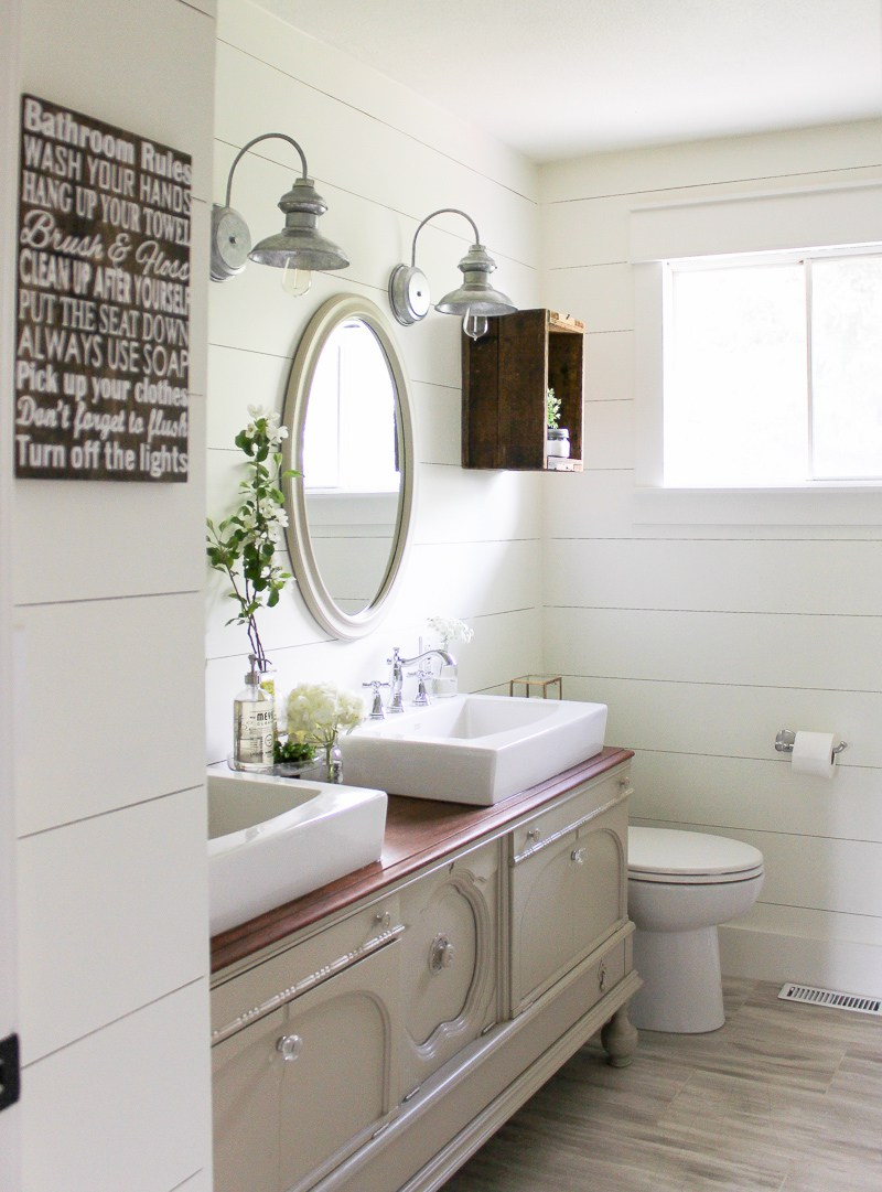 50 inspiring bathroom updates - southern hospitality
