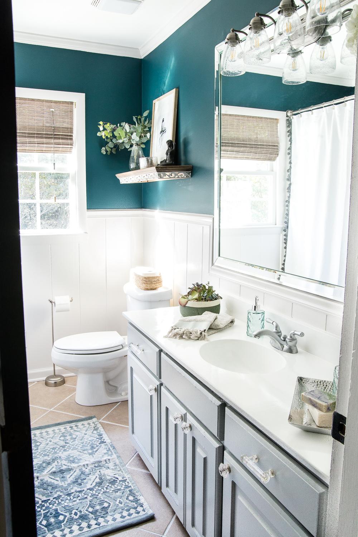 50 Inspiring Bathroom Updates, Updated Bathroom Ideas