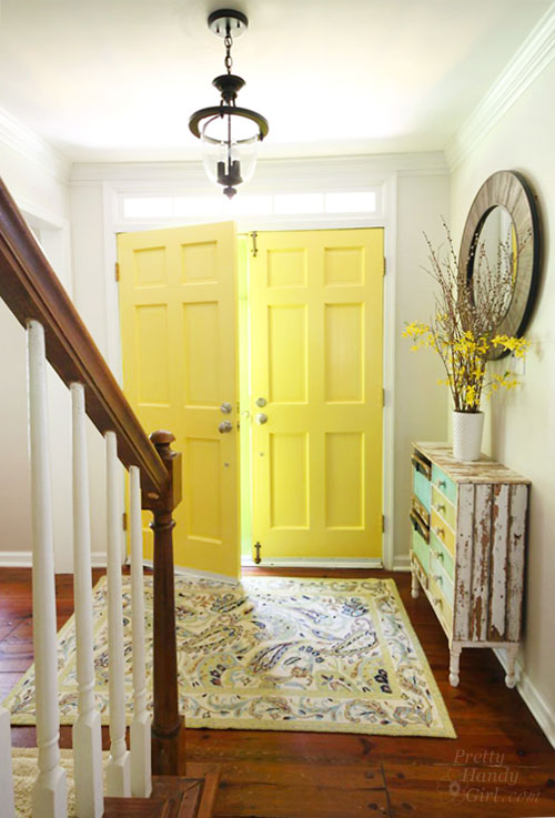 Painting Interior Doors diy
