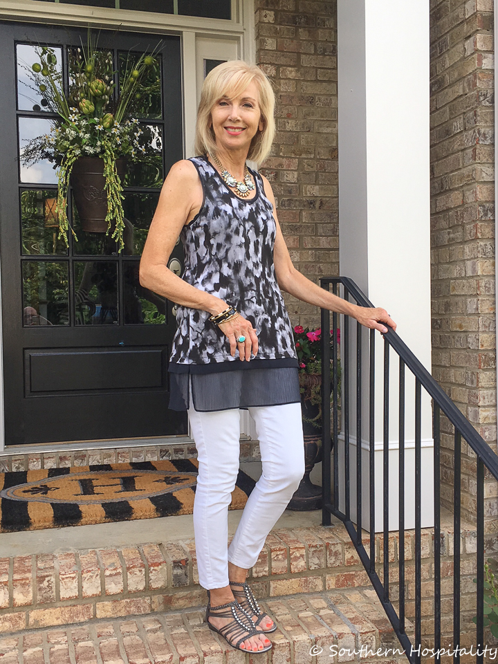 Fashion Over 50 Summer Casuals Southern Hospitality