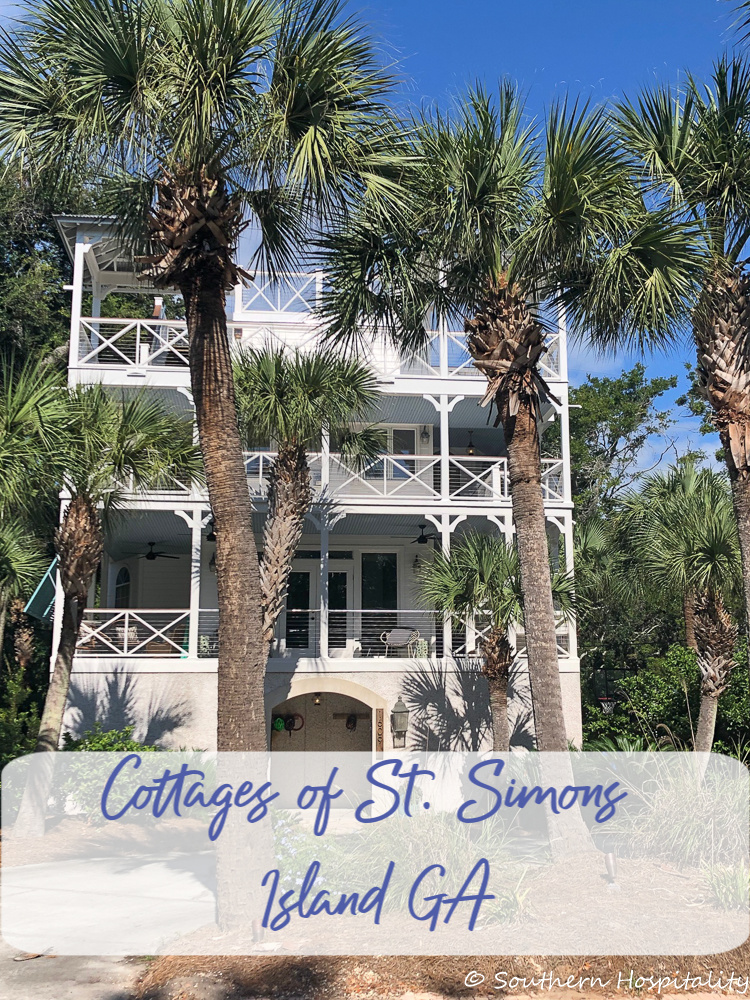 Cottages of St. Simons Island