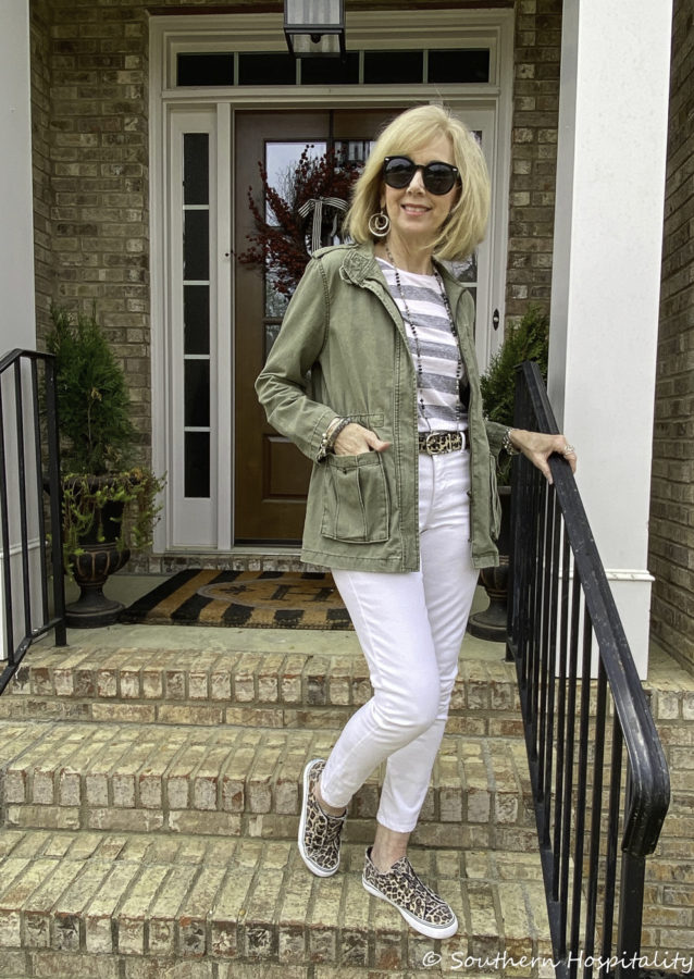 Fashion over 50 Fall Look