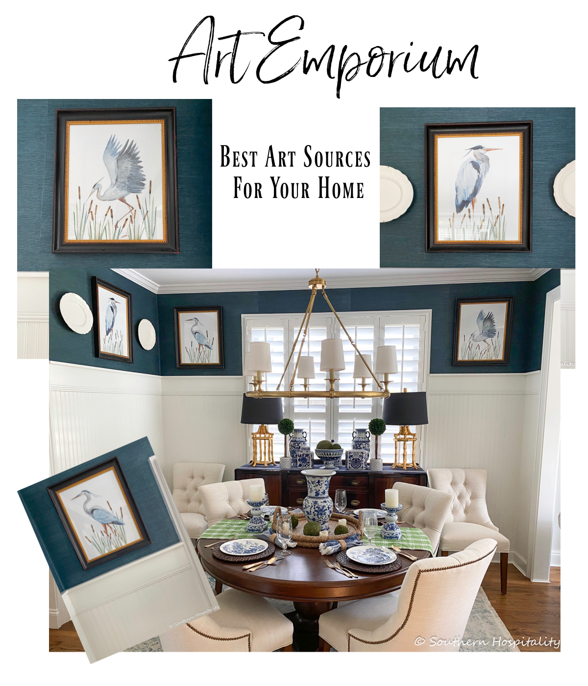 Artwork Emporium & New Heron Prints