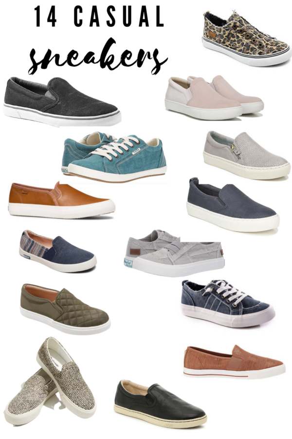 Fashion over 50 sneakers