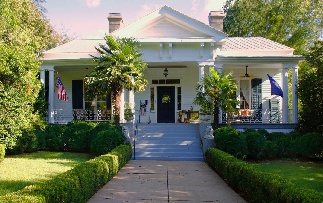 Reverie: Abbeville SC Historical House Update