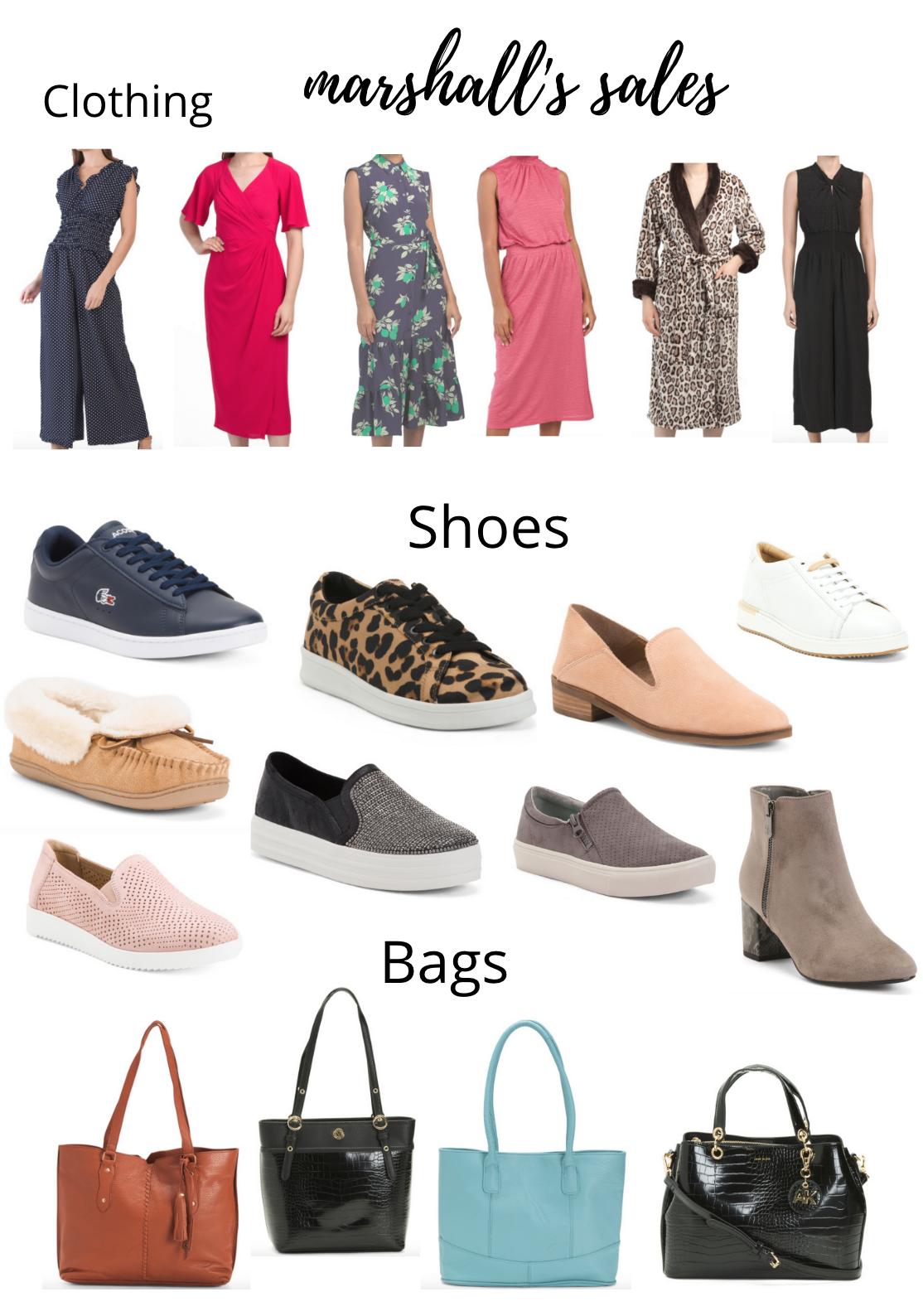 Fashion over 50: Marshall's Fashion