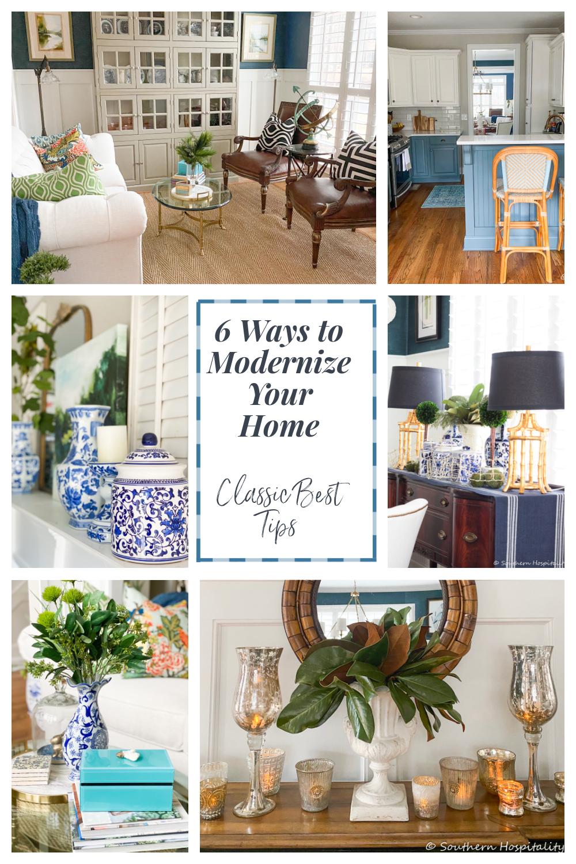 6 Ways to Modernize Your Home