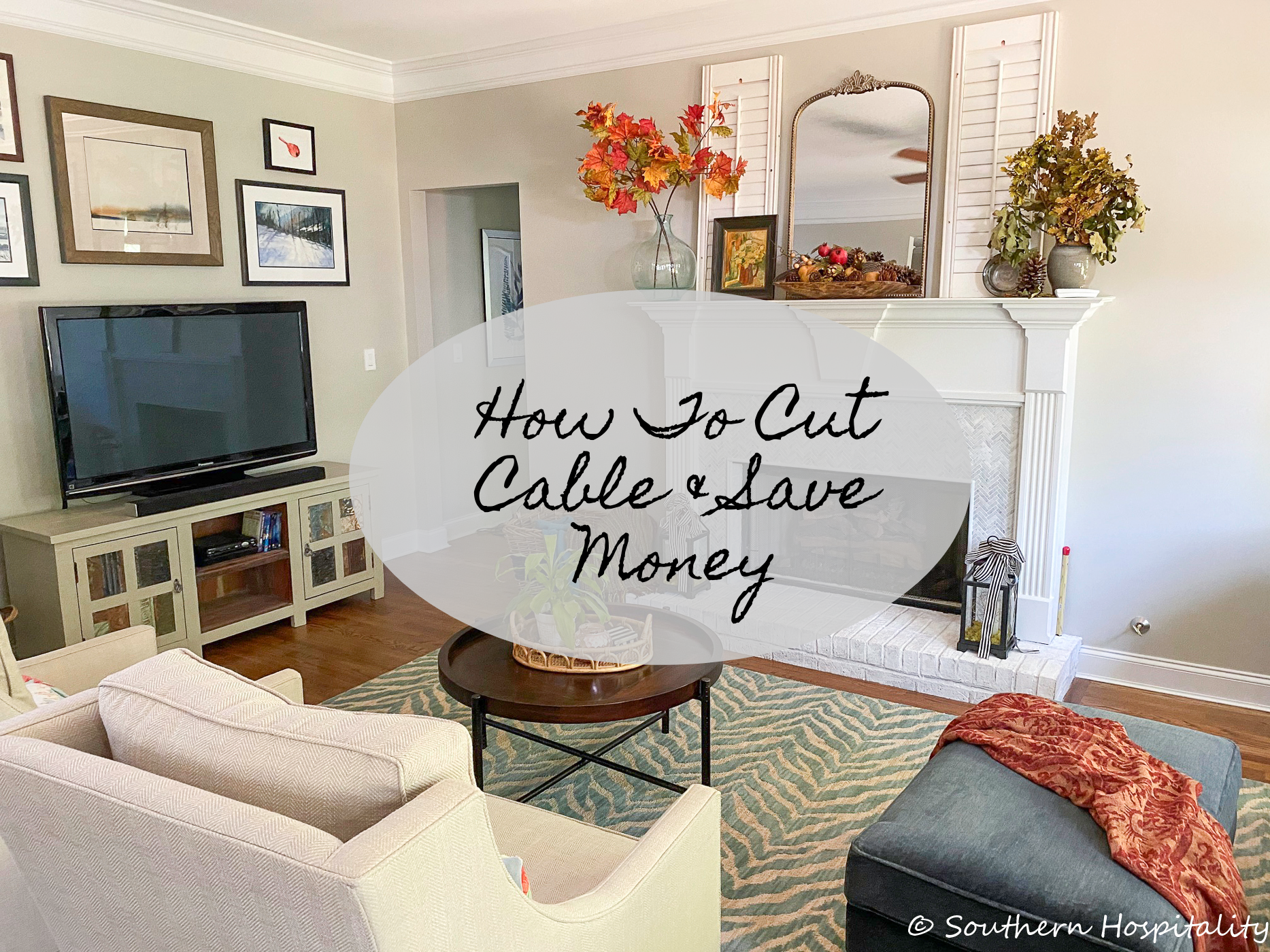 How We Cut our Cable TV to Save Money